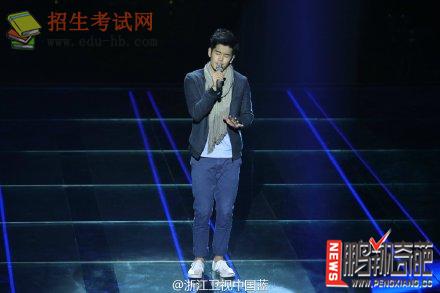 资讯生活【图】向洋《有没有》视频 中国新歌声第一期向洋个人资料背景微博